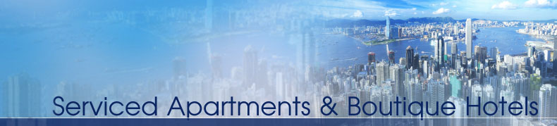 Serviced Apartments & Boutique Hotels