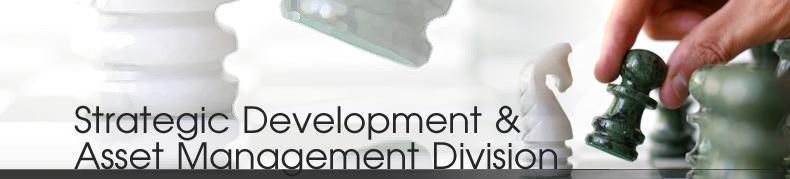 Strategic Development & Asset Management Division